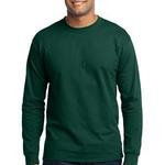 Long Sleeve 50/50 Cotton/Poly T Shirt