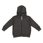 Toddler's 7.5 oz. Full-Zip Fleece Hood