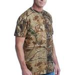 s™ Realtree Explorer 100% Cotton T Shirt with Pocket