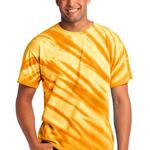 Essential Tiger Stripe Tie Dye Tee