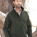 Bonded Thermal Soft Shell Jacket with Dupont Teflon