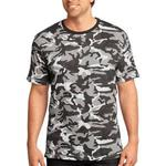 ™ Mens Perfect Weight Camo Crew Tee
