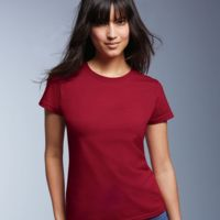Women's Midweight Short Sleeve T-Shirt Thumbnail