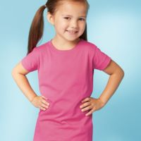 Toddler Girls Fine Jersey Tee Thumbnail