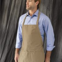 Adjustable Neck Strap Three Pocket Apron Thumbnail