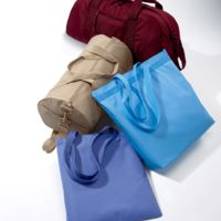 UltraClub Zippered Tote Thumbnail