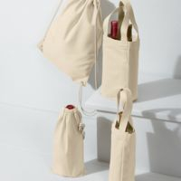 UltraClub Double-Bottle Wine Tote Thumbnail