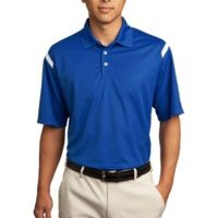 Golf Dri FIT Shoulder Stripe Polo Thumbnail