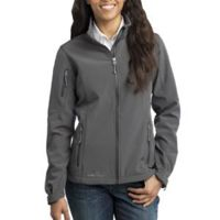Ladies Soft Shell Jacket Thumbnail