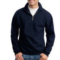 Super Sweats® 1/4 Zip Sweatshirt with Cadet Collar Thumbnail