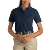 Ladies Industrial Pocketless Pique Polo Thumbnail