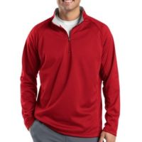 Sport Wick® 1/4 Zip Fleece Pullover Thumbnail