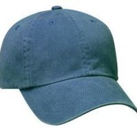 Garment Washed Cap Thumbnail
