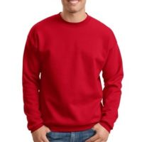 Ultimate Cotton® Crewneck Sweatshirt Thumbnail