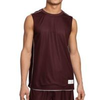 PosiCharge Mesh™ Reversible Sleeveless Tee Thumbnail