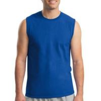 Ultra Cotton™ Sleeveless T Shirt Thumbnail
