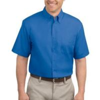Short Sleeve Easy Care Shirt Thumbnail