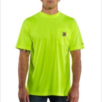 CARHARTT FORCE COLOR ENHANCED SHORT-SLEEVE T-SHIRT Thumbnail
