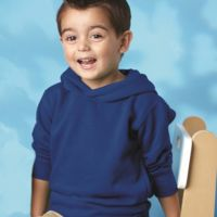 Toddler Pullover Fleece Hoodie Thumbnail