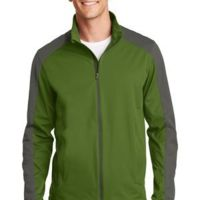 Active Colorblock Soft Shell Jacket Thumbnail