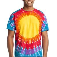 Essential Window Tie Dye Tee Thumbnail