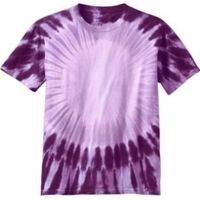 Youth Essential Window Tie Dye Tee Thumbnail