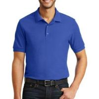 6.5 Ounce 100% Double Pique Cotton Sport Shirt Thumbnail