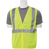 ERB Type R Class 2 Mesh Economy Safety Vest Thumbnail